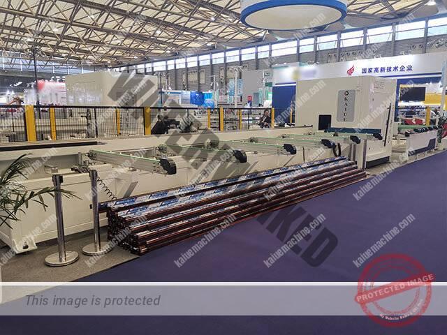 2019 BAU China CNC Cutting Center Kaiue