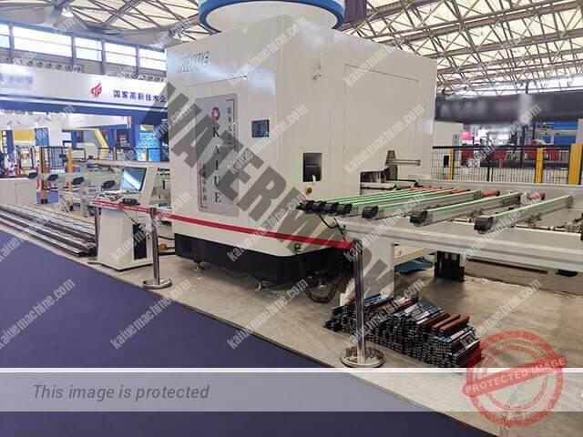 2019 BAU China CNC Cutting Milling Center Kaiue