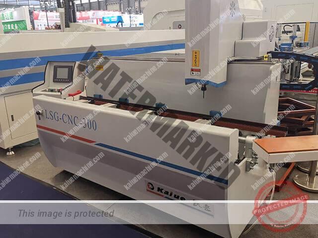 2019 BAU China CNC Milling Machine Kaiue