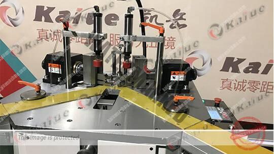 Single Head Corner Crimping Machine 160D 3