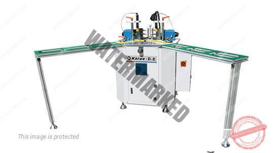 Single Head Corner Crimping Machine 160D